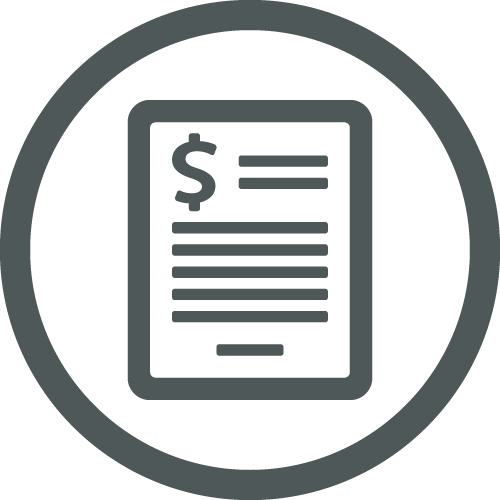 Icon for Industry Accounts Receivable