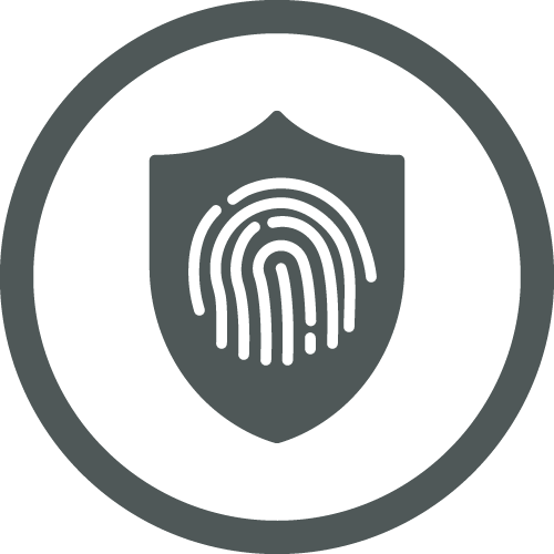 Icon for Industry Fingerprint Sensor