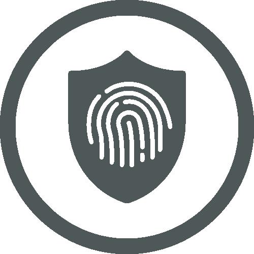 Icon for Industry Fingerprint Sensor