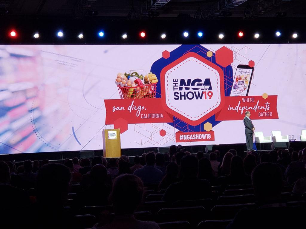 NGA 2019 keynote speaker session