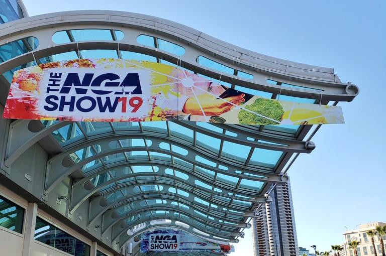 NGA 2019 convention center