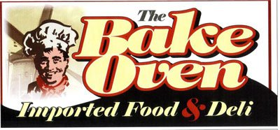 The Bake Oven Logo