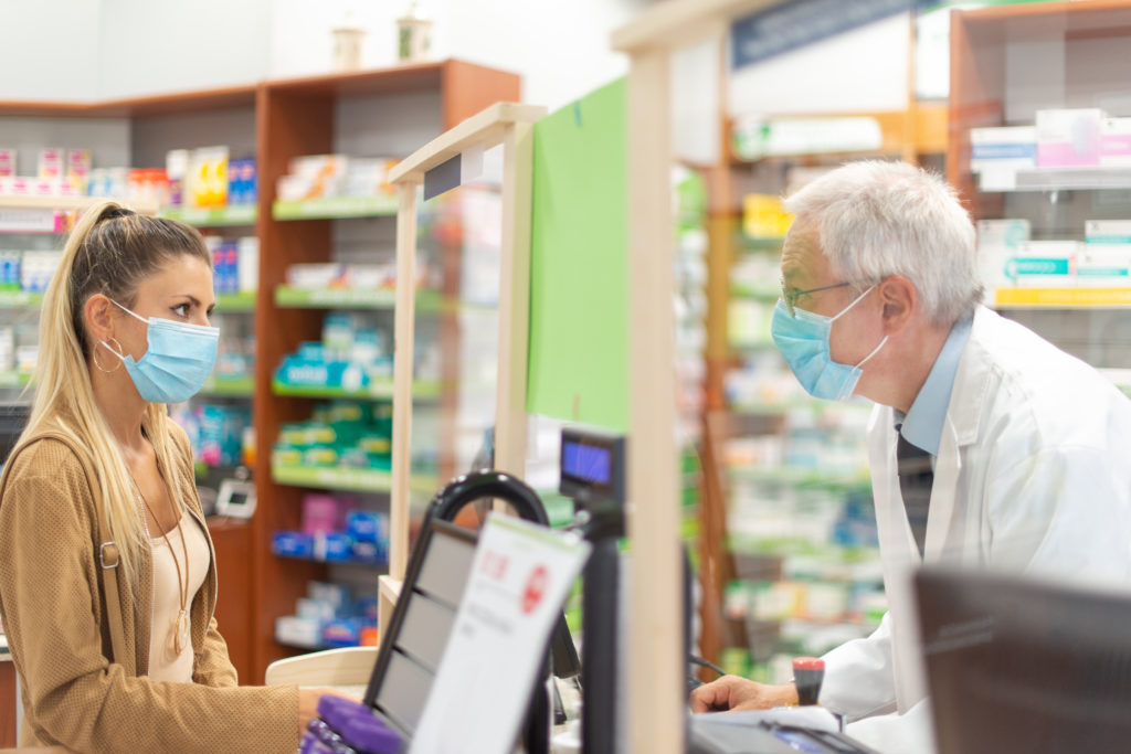 POS safety in pharmacy